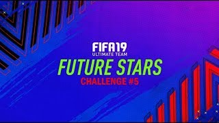 FIFA 19 - Future Stars Challenge Squad Building Challenge #5 - CHEAP METHOD!!!