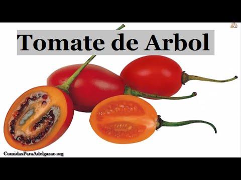 Comida para adelgazar el tomate de arbol natural y - Comida sana y facil para adelgazar ...