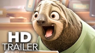 ZOOMANIA - Filmausschnitte & Trailer - Deutsch German (2016) | DISNEY