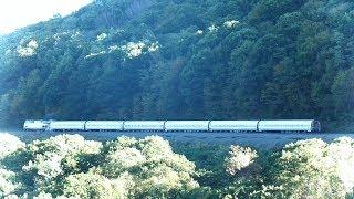 Trains Of Horseshoe Curve Altoona Pennsylvania