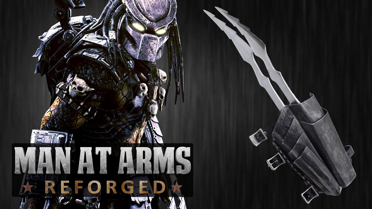 [Predator Blades (Alien vs. Predator) - MAN AT ARMS: REFORGED] Video