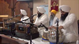 Bhai Satwinder Singh Ji Delhi Wale Ath Pritam Man Mohana