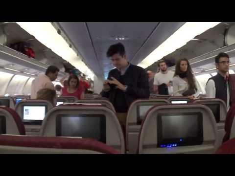 Jet Airways Brussels to Newark A333 Trip Report