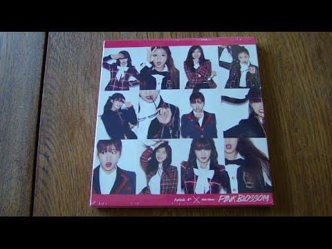 [UNBOXING] APink- Pink Blossom (Mini Album Vol. 4)
