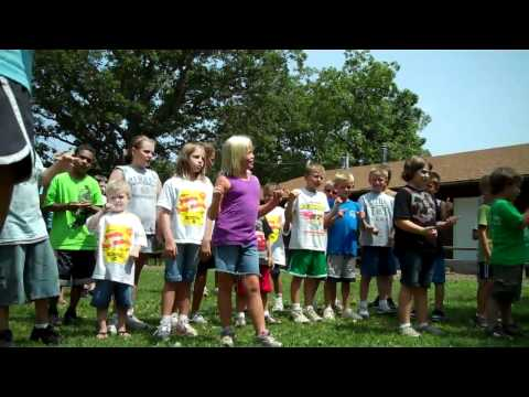 Boom Chicka Boom Camp Song video