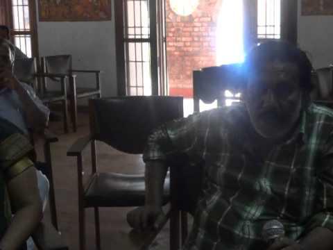 Kureepuzha Sreekumar Reciting 'ishtamudikayal' At Kavyakeli Get-together At Kollam On 2-5-12 video