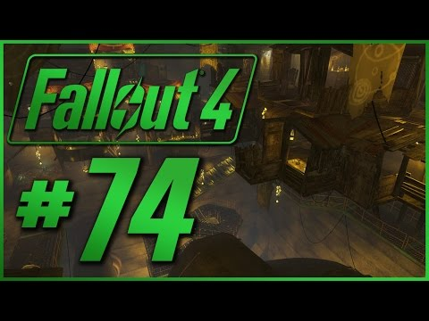 """The Unraveling of Zed in the Wasteland #74 - """"Radioactive Crazies"""" - Fallout 4"""