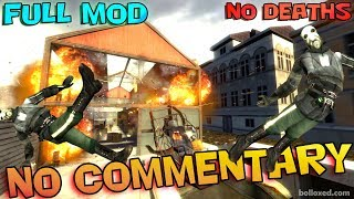 Half-Life 2: FORWARD MOTION with MMod - Full Walkthrough