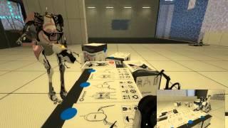 Portal 2 Coop map - Strubadur Part 1