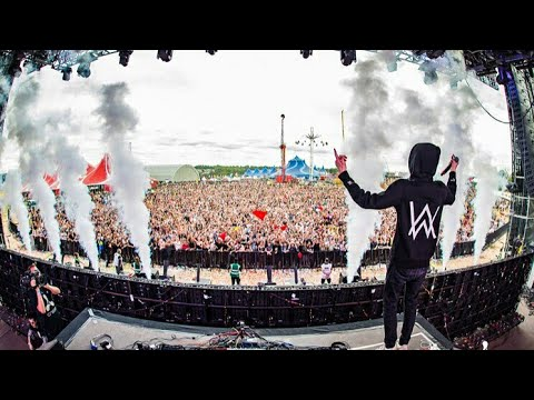Alan Walker Live in India (New Delhi)- 2017