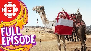 Holy Baloney | What is in a Camel's Hump? | CBC Kids