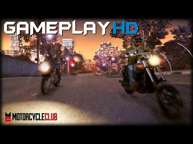 Руководство запуска: Motorcycle Club по сети