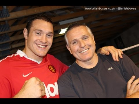 Interview with Peter Fury uncle and coach of Tyson Fury