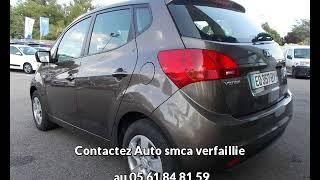 Kia venga occasion visible à Bessières présentée par Auto smca verfaillie