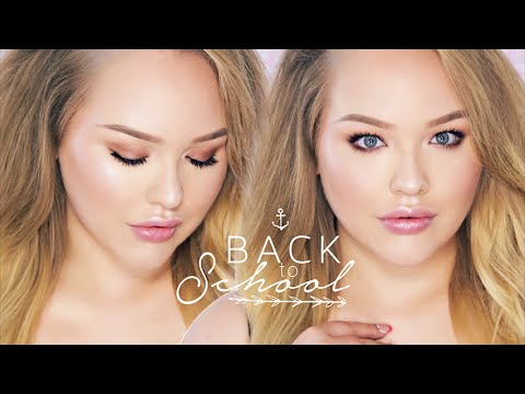 EASY + AFFORDABLE Back to School Makeup!
