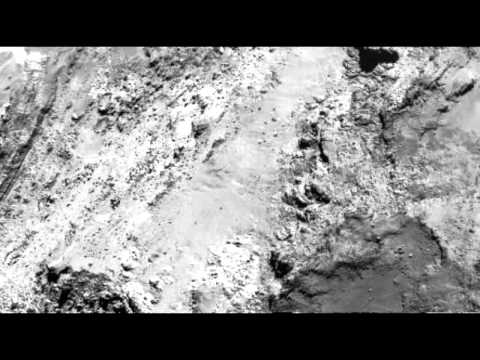 Space: Rosetta Probe Takes Sharp, Close Up Images of Comet
