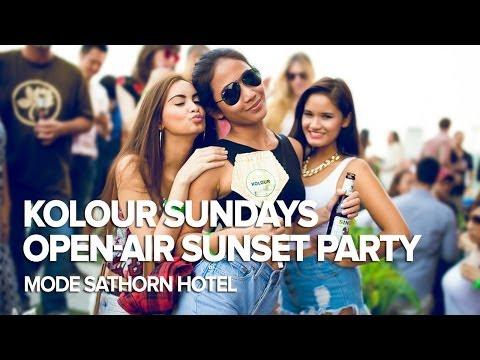Kolour Sundays at Mode Sathorn Hotel Bangkok