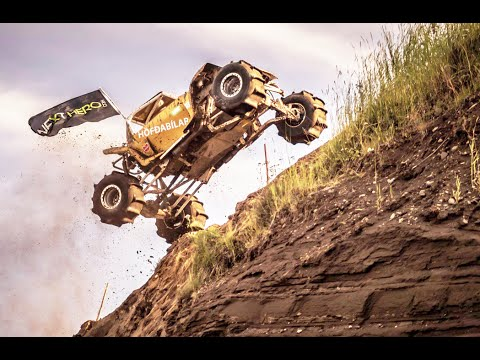 Formula Offroad EXTREME HILL CLIMB - Snorri, Choirboy in Iceland!