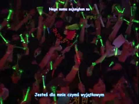 SS501 - My Girl (polskie napisy)
