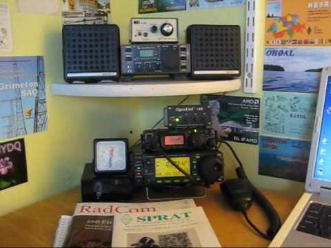 G3XBM QRP Amateur Radio Station