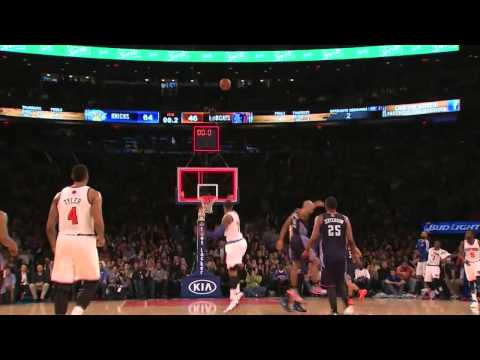 """Carmelo Anthony 62 Point Game - """"Mellow Fellow"""" by B.O.B"""