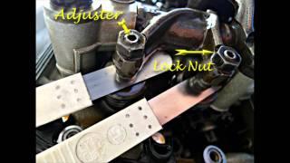 BMW Oilhead Valve Adjustment