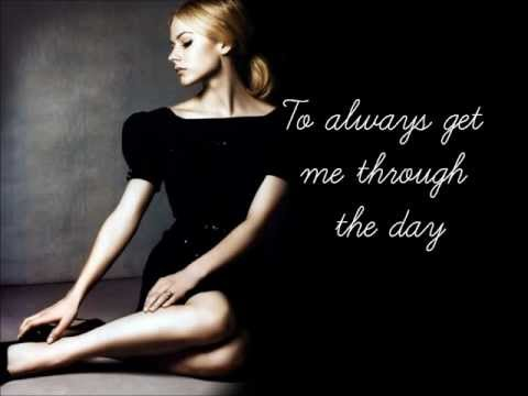 Avril Lavigne - When You're Gone - Lyrics [hq Sound] video
