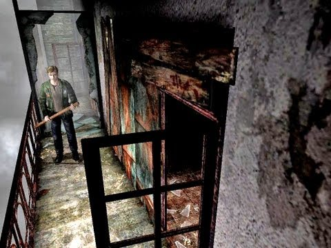 Silent Hill 2 gameplay Video