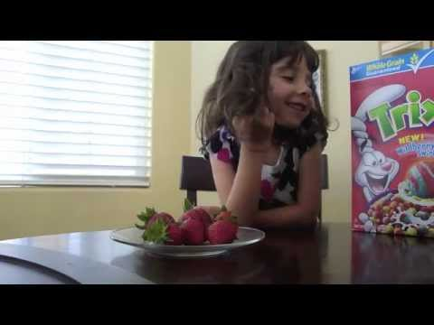 food commercials & children's eating behaviors