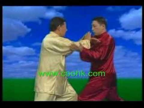 Chen XiaoWang Tai Chi : Taiji Push Hand and technique KF734c Image 1