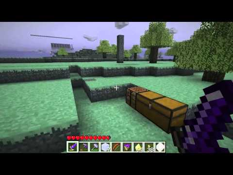 Minecraft Aether Mod v1.02 - Part 10 (Baby Moa)