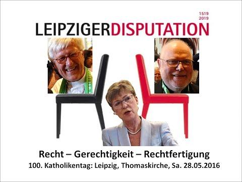 LEIPZIGER DISPUTATION 2016