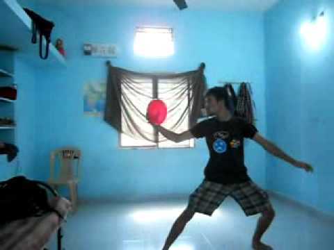 dance on emptiness by prateek tiwari
