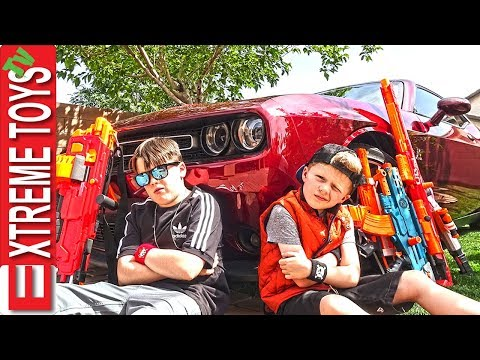 Extreme Toys TV - Sneak Attack Squad! Official Music Video.