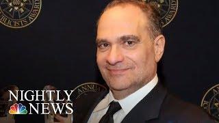 Harvey Weinstein Resigns From Weinstein Company Board | NBC Nightly News