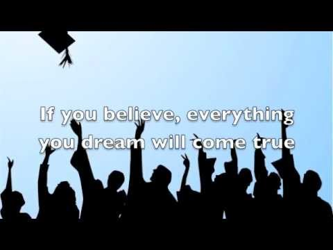 Graduation Song Of The Year 2015 - This World Is Yours - By Julie Durden video