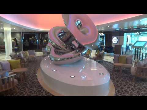 Anthem of the Seas Tour | Royal Caribbean  [VLOG]