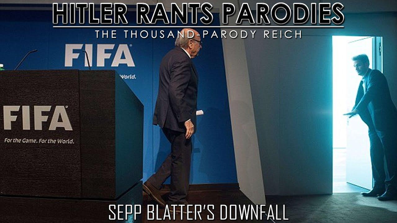 Sepp Blatter's Downfall