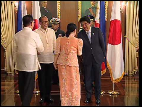 Official Luncheon in Honor of HE Shinzo Abe, Prime Minister of Japan 7/27/2013