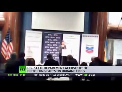 US State Dept & John Kerry BUSTED on Lies about Ukraine