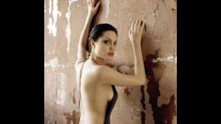 Angelina Jolie Hot Sexy Steaming Woman
