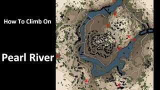 World of Tanks Console How To Climb On Pearl River