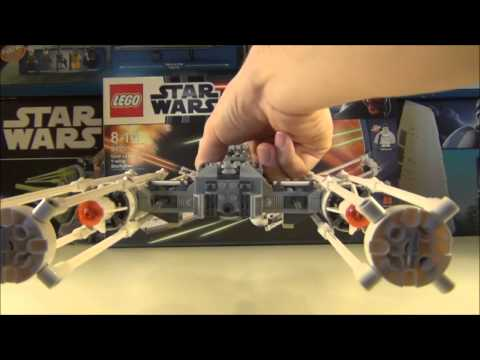 Lego Star Wars 2012 set 9495 Gold Leader s Y-Wing review.