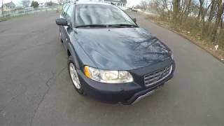 4K Review 2005 Volvo XC70 Virtual Test-Drive & Walk-around