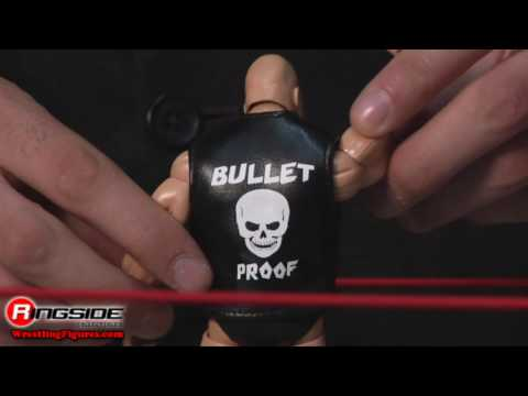 Stone Cold Steve Austin Classic Deluxe Exclusive WWE Figure Video
