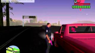GTA SA First Response v2.5 (SAPD:FR) - Traffic Stop, citation issued