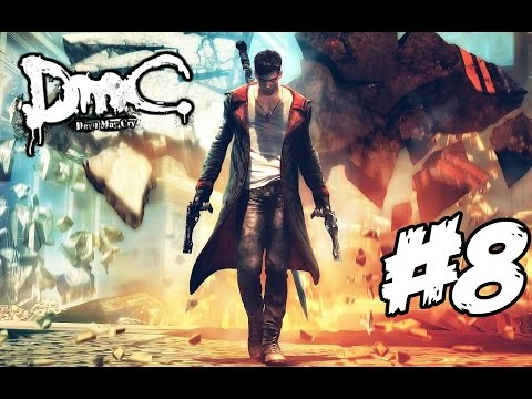 DmC: Devil May Cry 5 #8.-No apto para menores.. Escena XXX :x