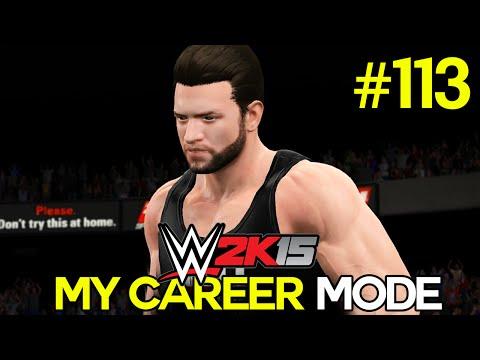 Wwe 2k15 My Career Mode - Ep. 113 - vickie's News! [wwe Mycareer Xbox One ps4 next Gen Part 113] video