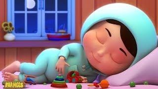 Hush Little Baby | Kindergarten Nursery Rhymes And Videos by Farmees