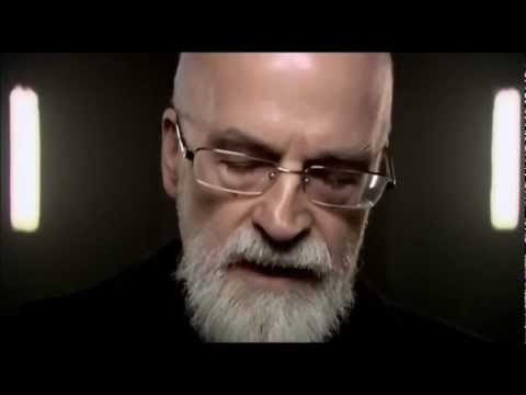 Images Sir Terry Pratchett dead: Watch author in